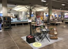 Schaffung einer technologischen Grundlage für einen Connected Store - Omnichannel