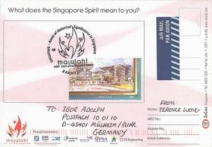 Taman Jurong ein wichtiger Stadtteil in Singapore